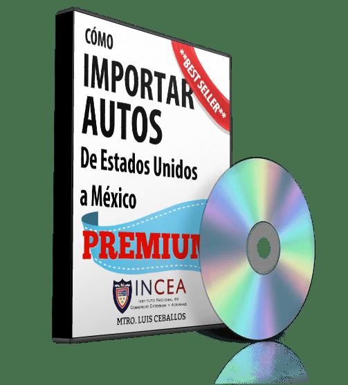 Paquete Importar Autos Premium