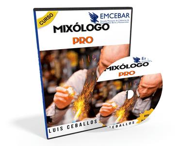 Paquete Mixólogo Pro 1a Edición
