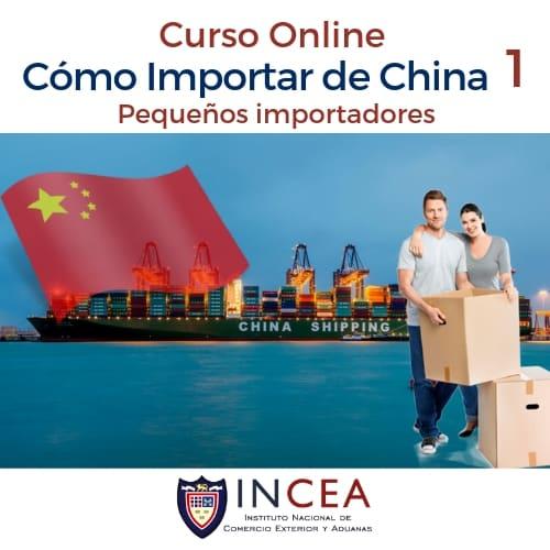 Importar de China 1: Pequeños importadores
