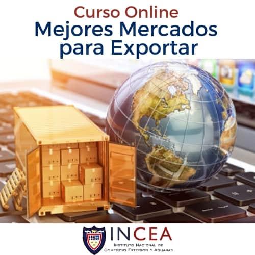 Mejores Mercados para Exportar