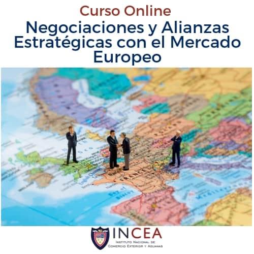 Negociaciones y Alianzas Estratégicas con el Mercado Europeo (Módulo 1)