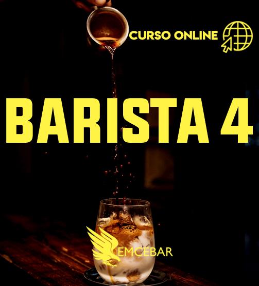 Barista 4: Manager de Cafetería