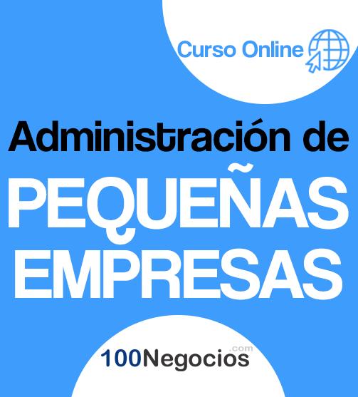 Administración de Pequeñas Empresas V1