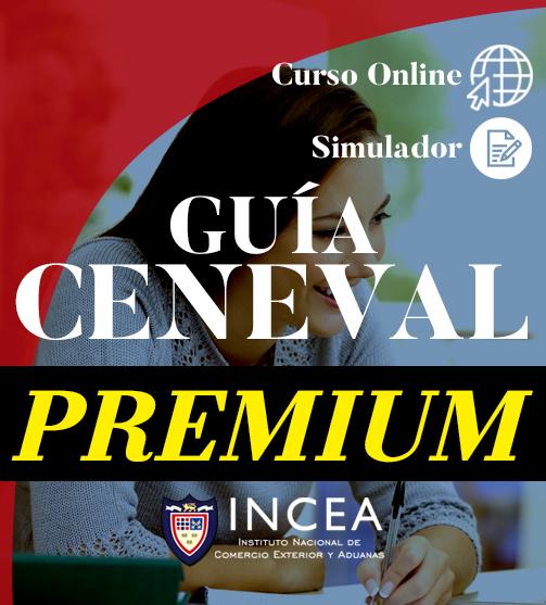 Paquete Ceneval Premium