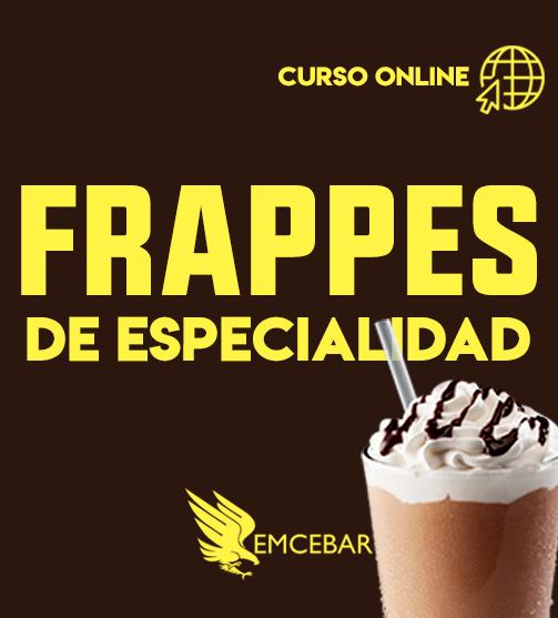 Frappes de Especialidad Online