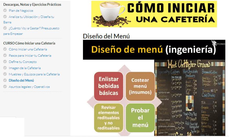 cómo iniciar una cafetería