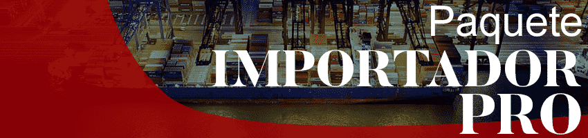 Paquete importador pro