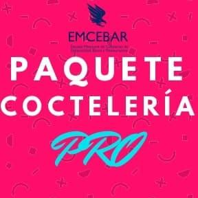 Paquete Cocteleria Pro