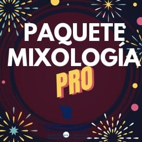 paquete mixologia pro