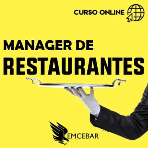 Manager de Restaurantes