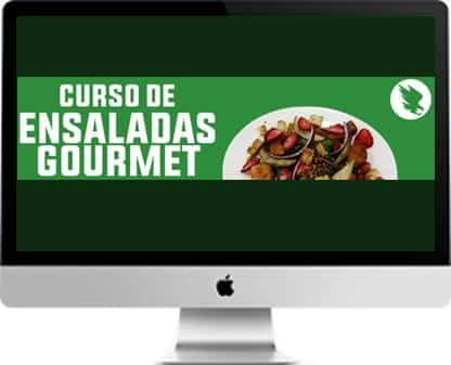 CURSO ENSALADAS GOURMET