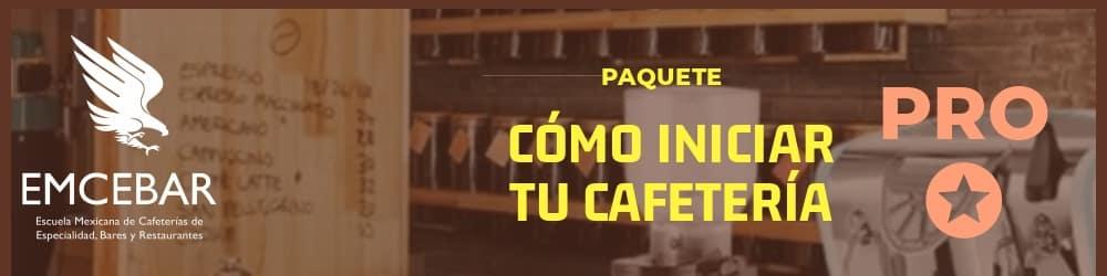 COMO INICIAR CAFETERIA PRO