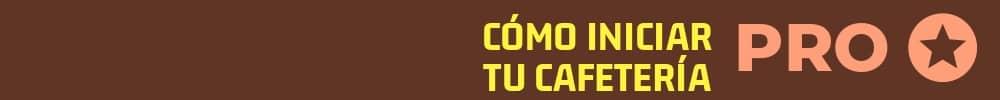 PAQUETE ONLINE CURSOS CAFETERIAS