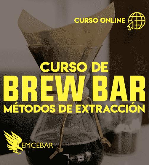 Brew bar (Métodos de Extracción)