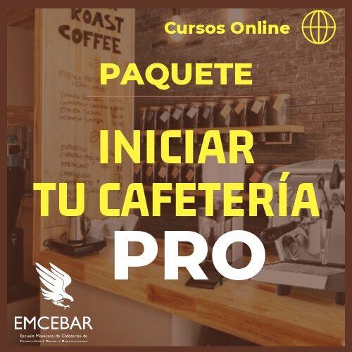 iniciar tu cafeteria pro