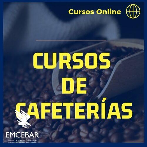 Cursos Cafeterias Online