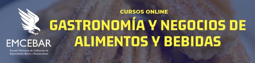 cursos online gastronomia