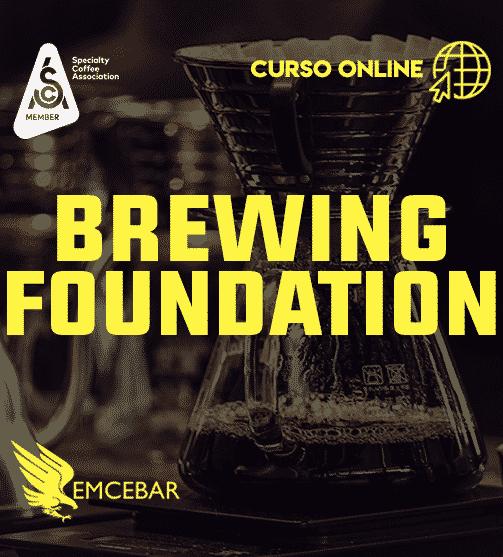 Brewing Foundation (Curso SCA con Certificación)